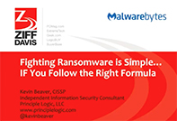 Fighting Ransomware
